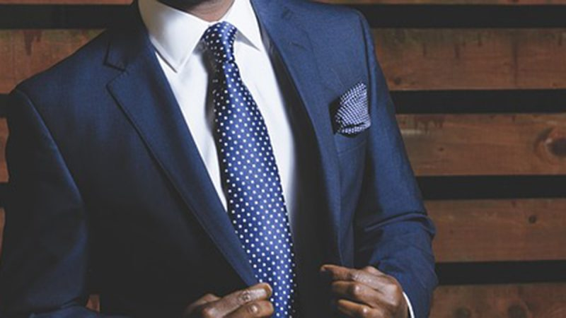 How to use Necktie Colours to mean Business