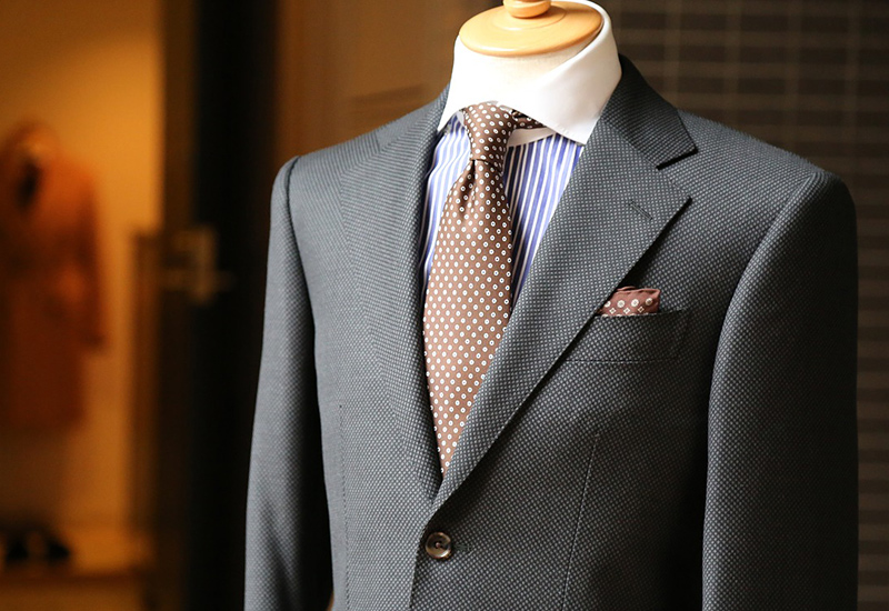 7b9af6ad818951 Match the width of your tie to the width of your lapels