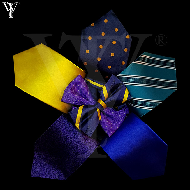 Bespoke Custom-Made Ties and Scarves - Products