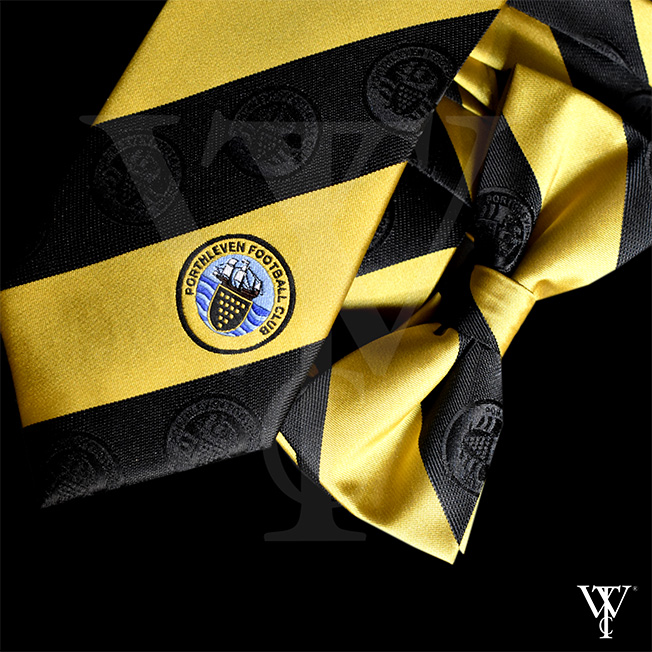 Bespoke Custom-Made Ties and Scarves - Tie image