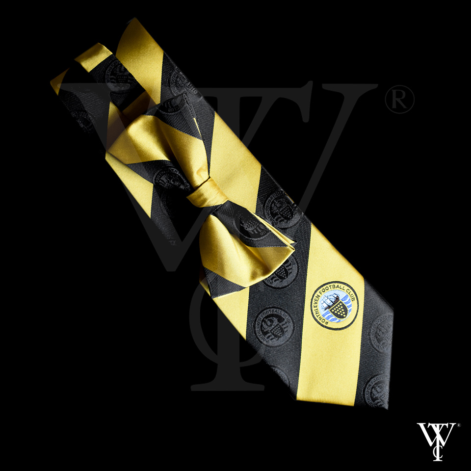 Specialists in Bespoke Custom-Made Ties for Clubs