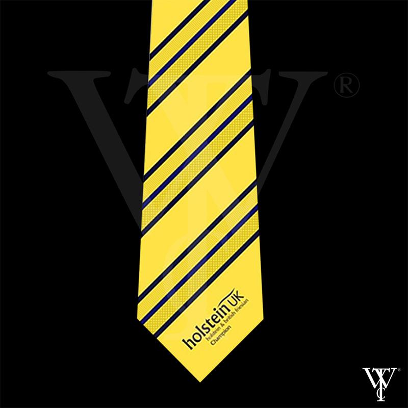 Portfolio of Custom-Made Ties in Cornwall by Winsor Ties - Holstein