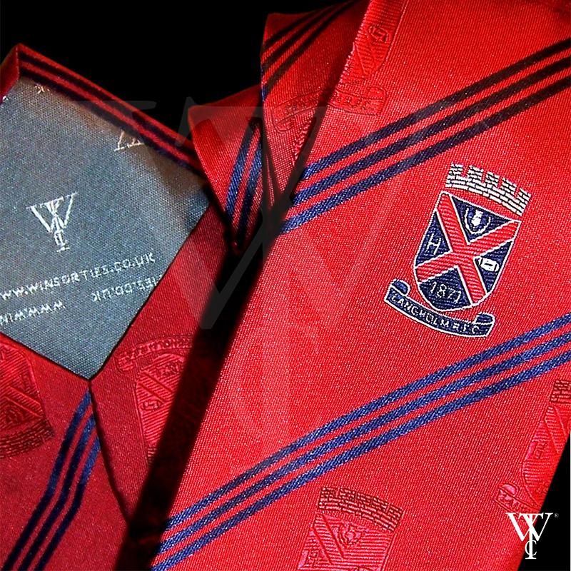 Portfolio of Custom-Made Ties in Cornwall by Winsor Ties - Langholm