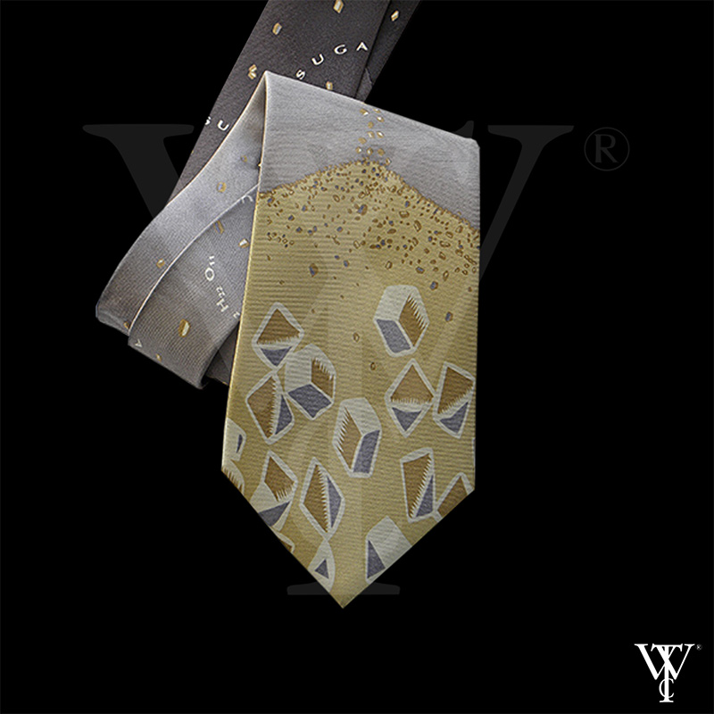 Portfolio of Custom-Made Ties in Cornwall by Winsor Ties - Sucrose