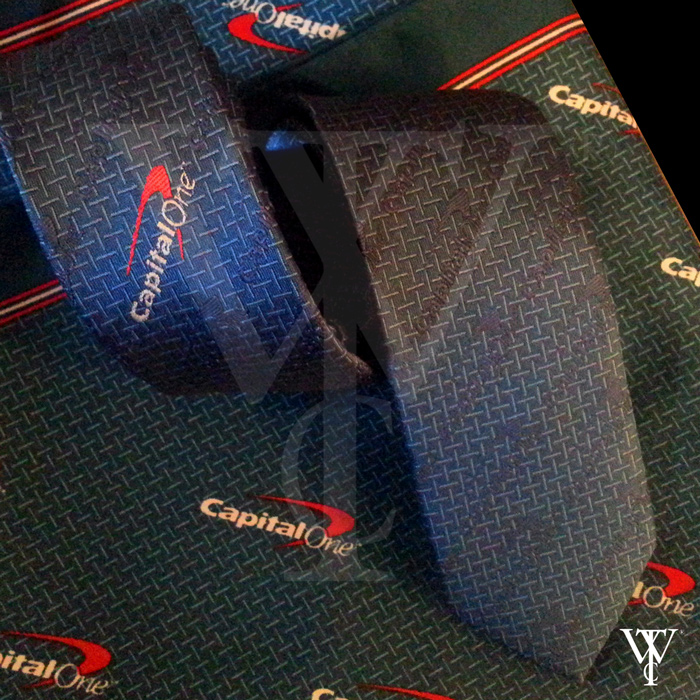 Corporate Scarves Capital One
